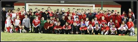 2014 Alumni Game