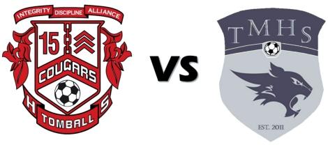 THS vs TMHS Logo 2014