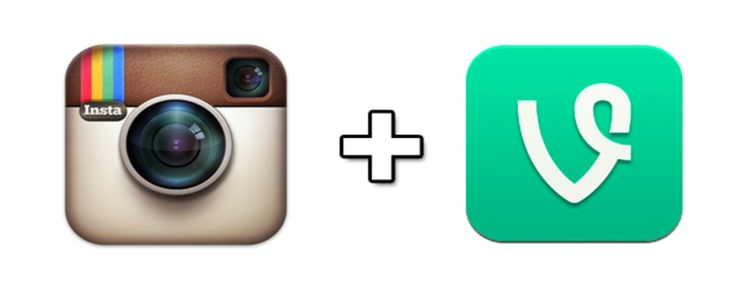 Instagram and Vine