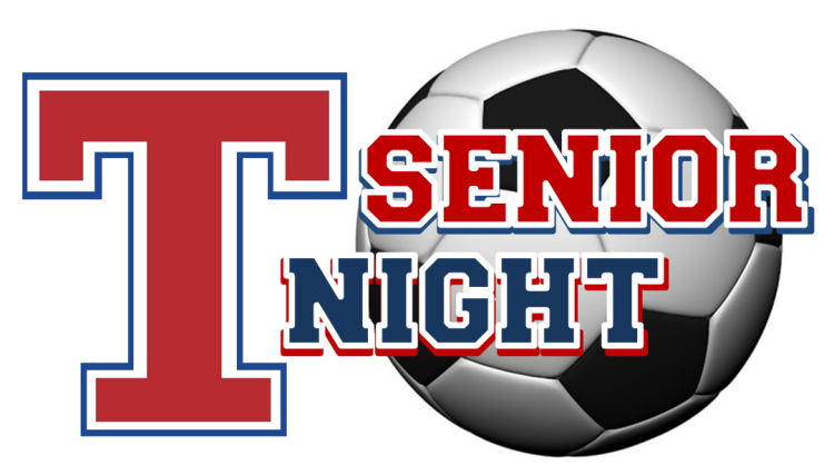 Senior Night Logo